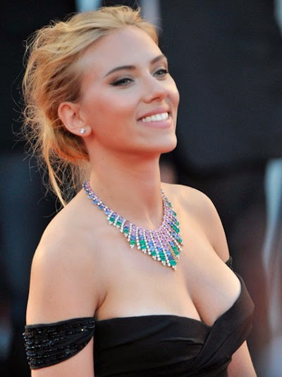 Biography Scarlett Johansson