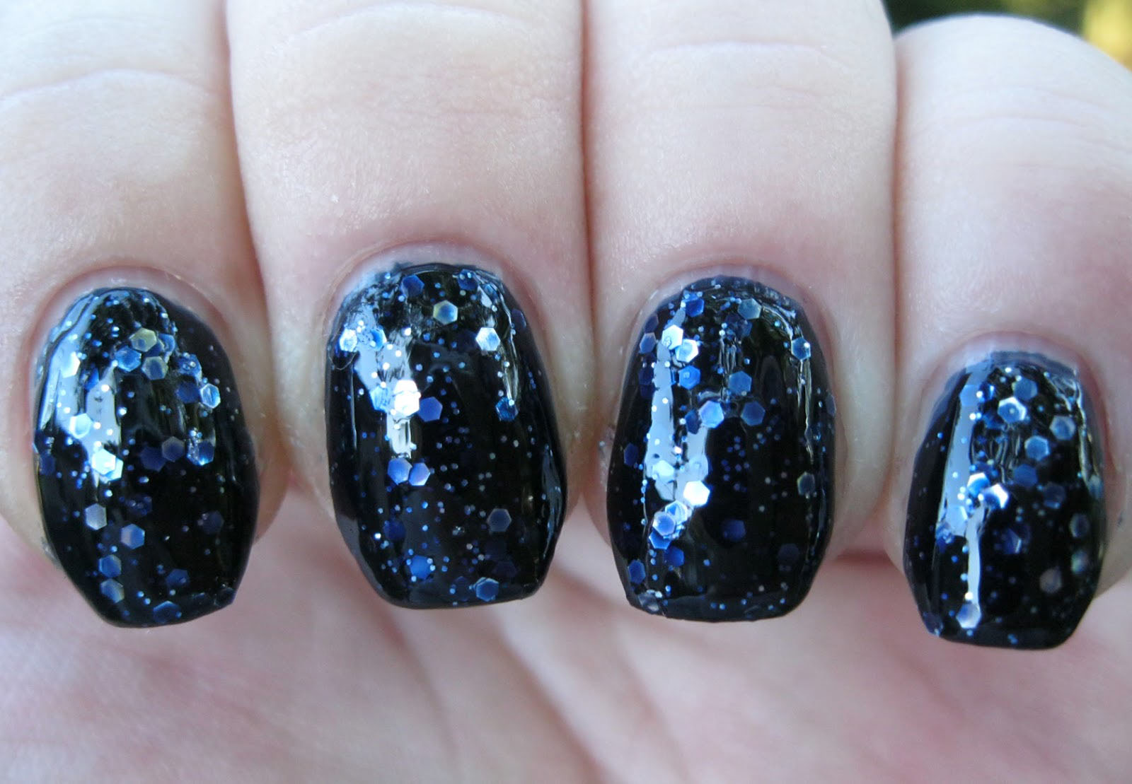 blue-with-3d-nail-art