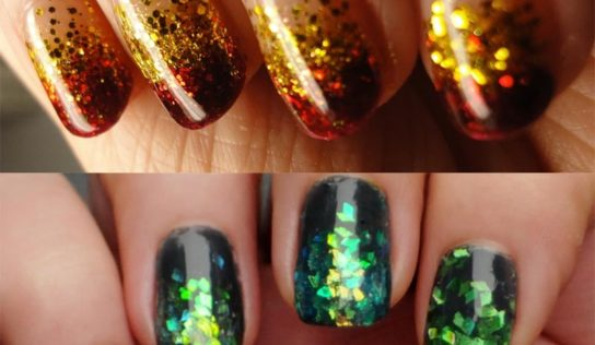 Glitter Nail Designs For The Everyday New Look