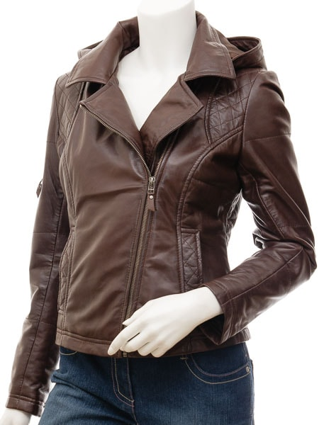 brown-motorcycle-jackets