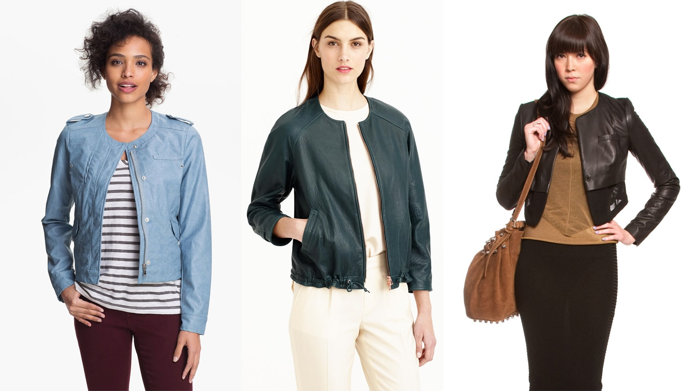 collarless-leather-jackets