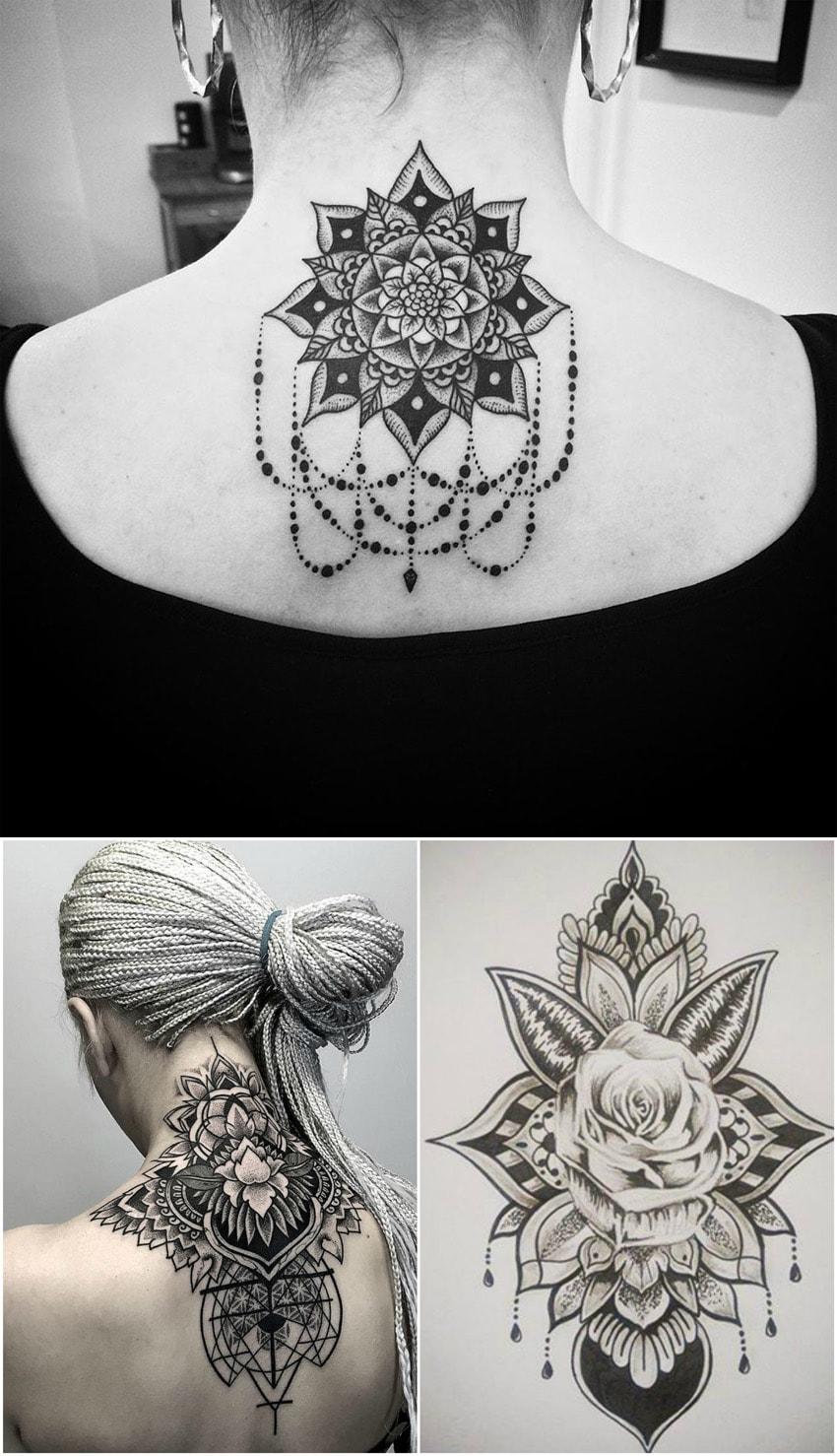 neck-floral-designs-tattoos