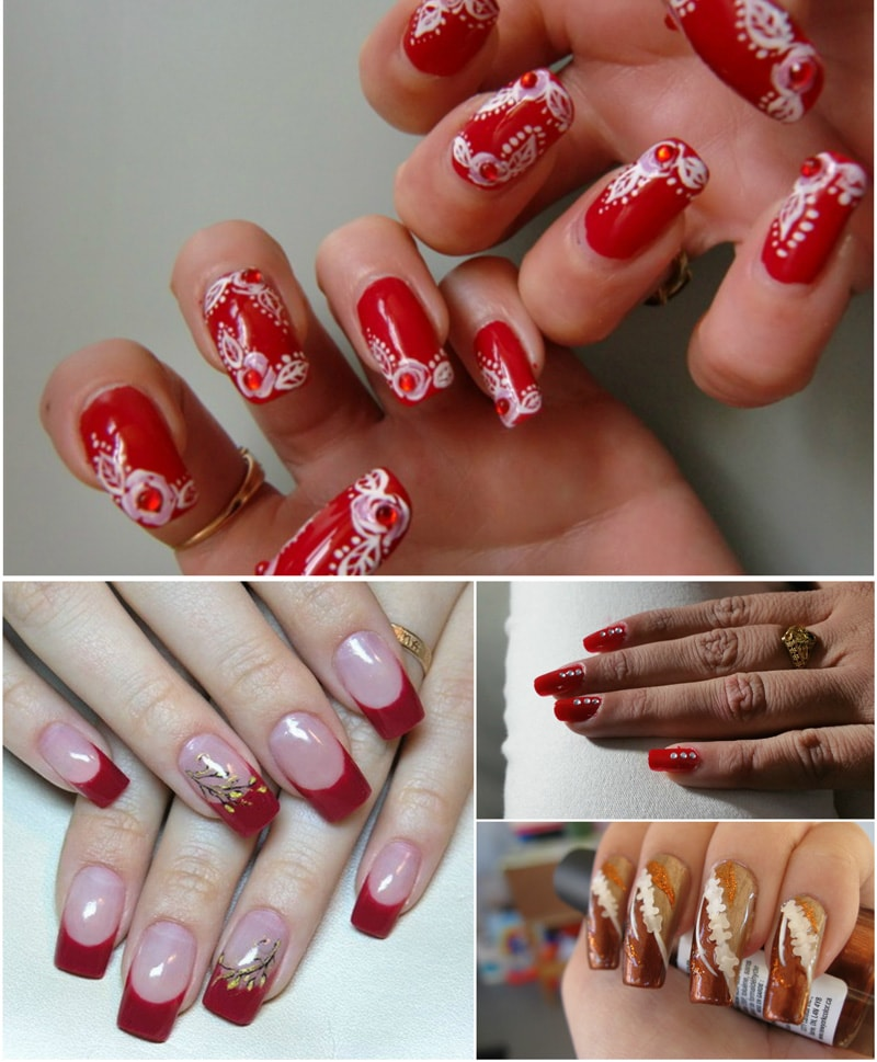 red-wedding-nail-art