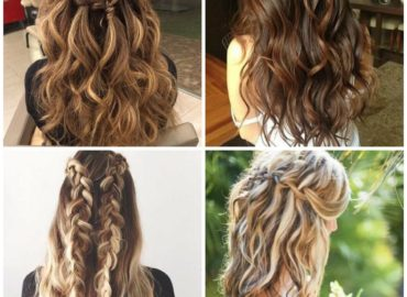 Fantastic Hair Styles For Frizzy And Wavy Hair