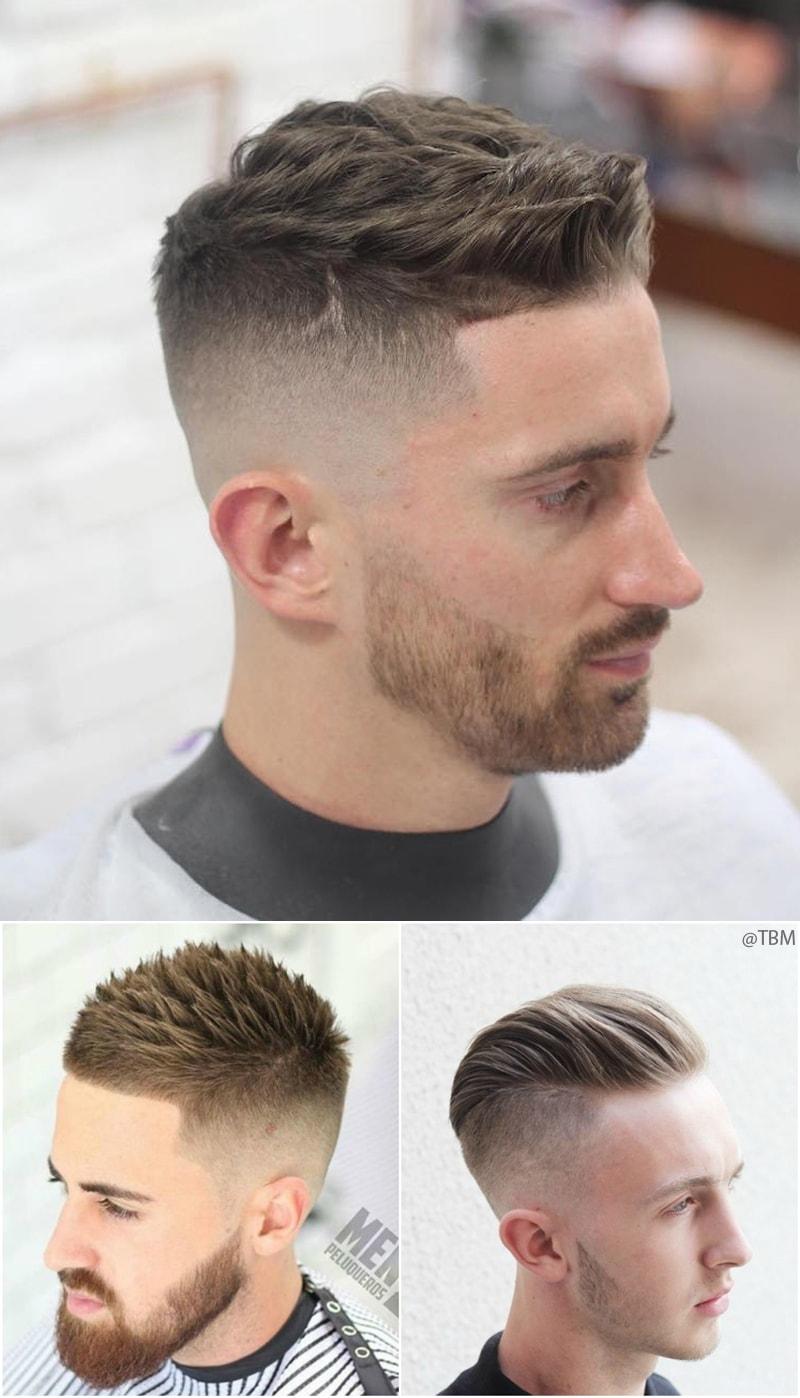 circle-spiky-hair-style