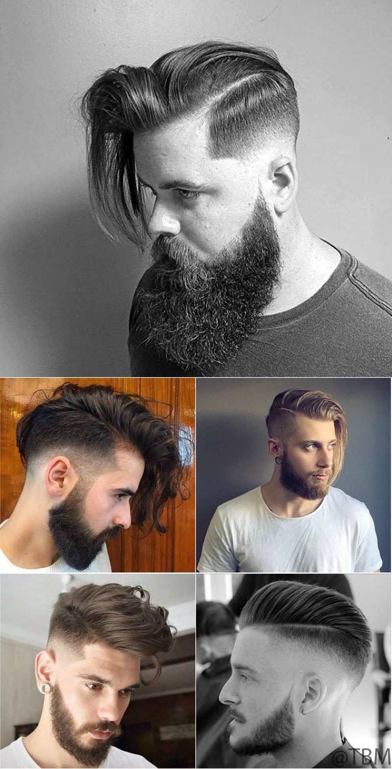 shoulder-length-side-part-hair-style-for-men