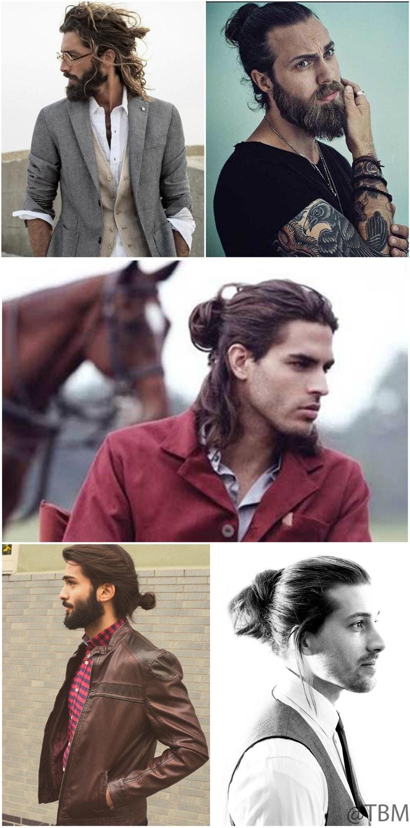 twist-in-bun-long-hair-style
