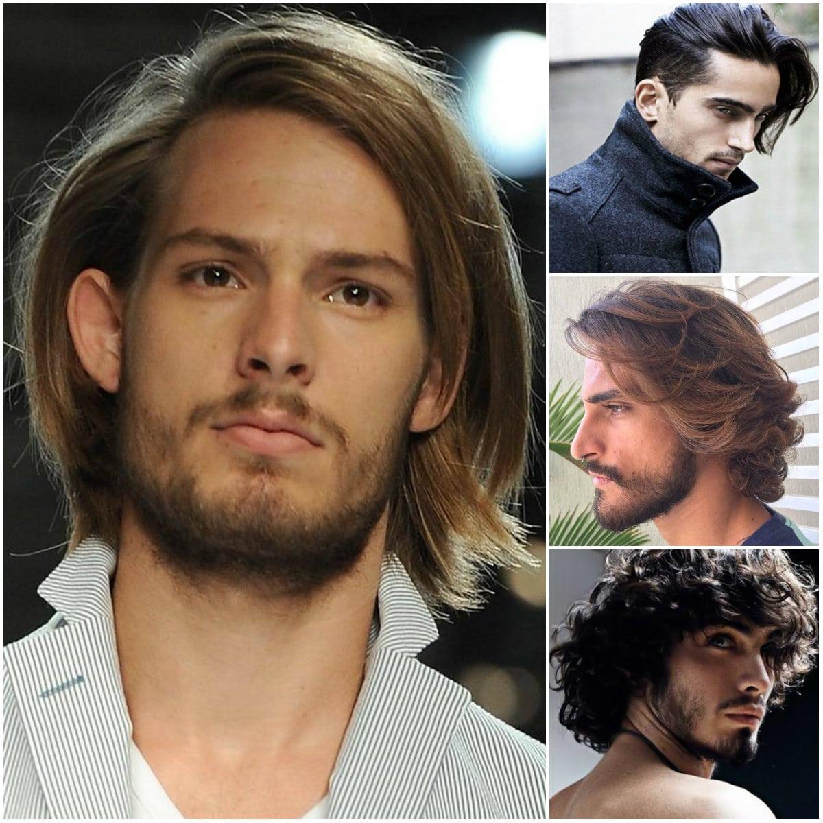 Best Street Long Hair Styles For Men Top Beauty Magazines