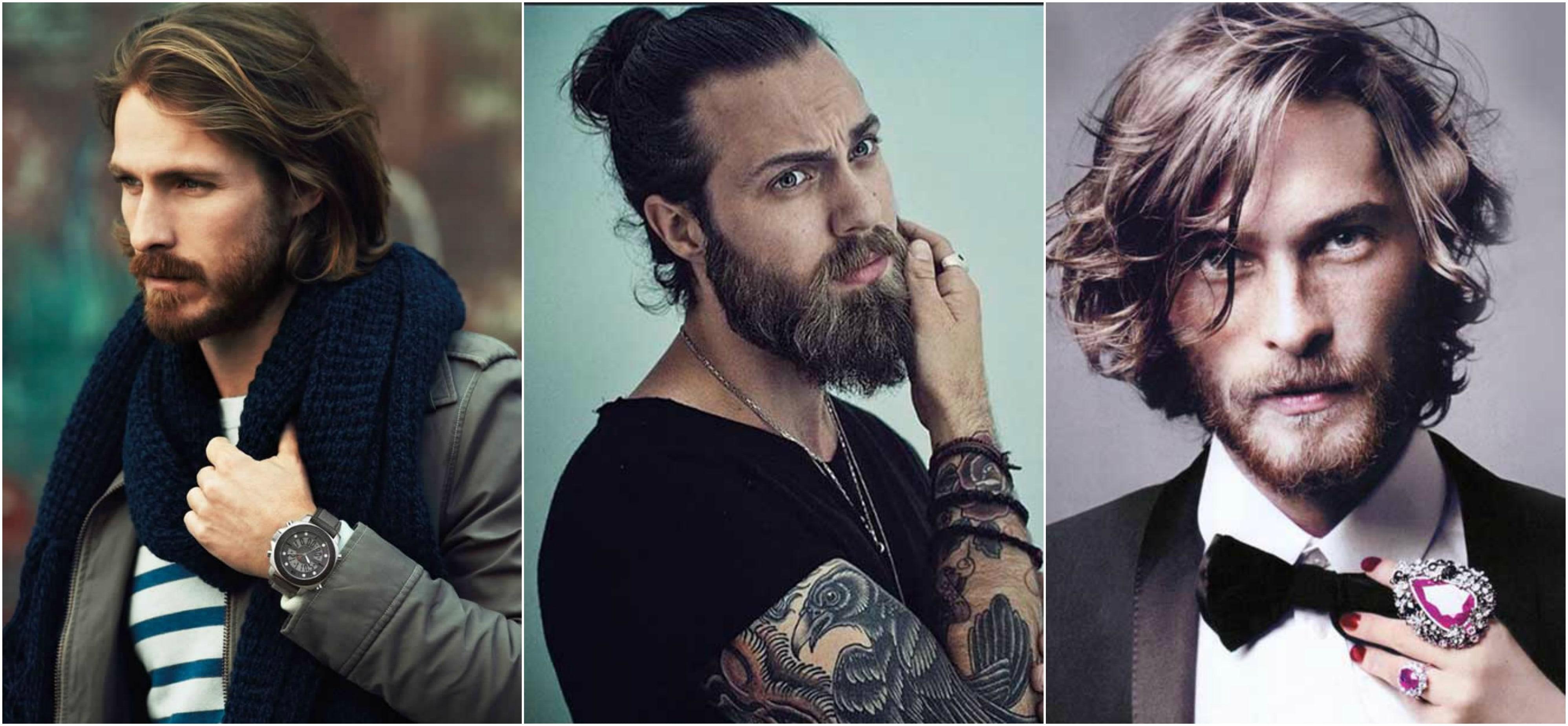 long-hairstyle men