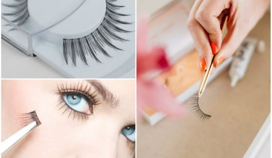 How to Make False Eyelashes Look Completely Natural