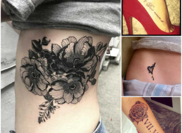 Most Stylish and Adorable Clavicle Tattoo
