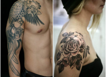 Try Out Some of The Most Fascinating Shoulder Tattoo Designs