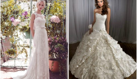 Make Your Dream Come True With the Most Beautiful Wedding Dress