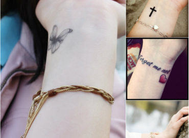 Highly Cute and Sensational Wrist Tattoo Designs