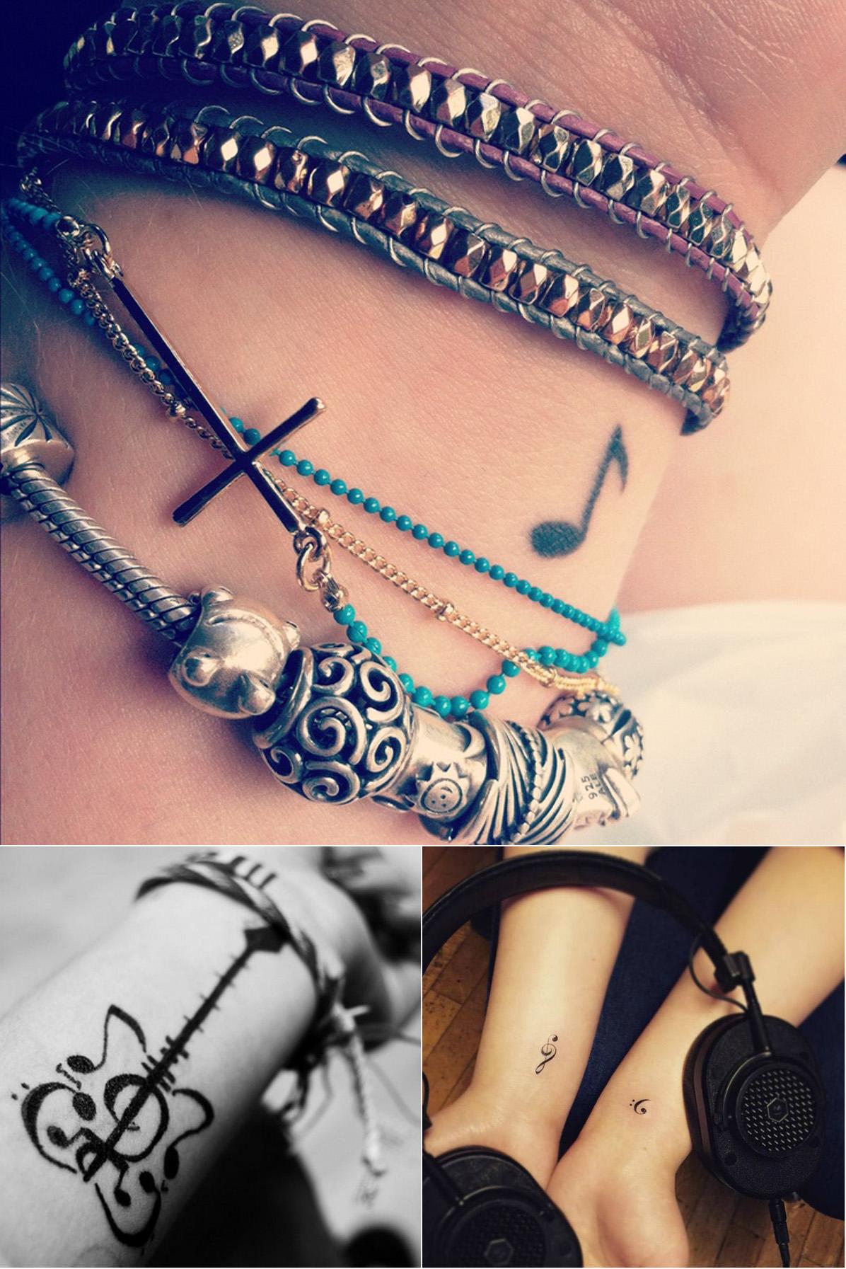 wrist-music-theme-tattoo