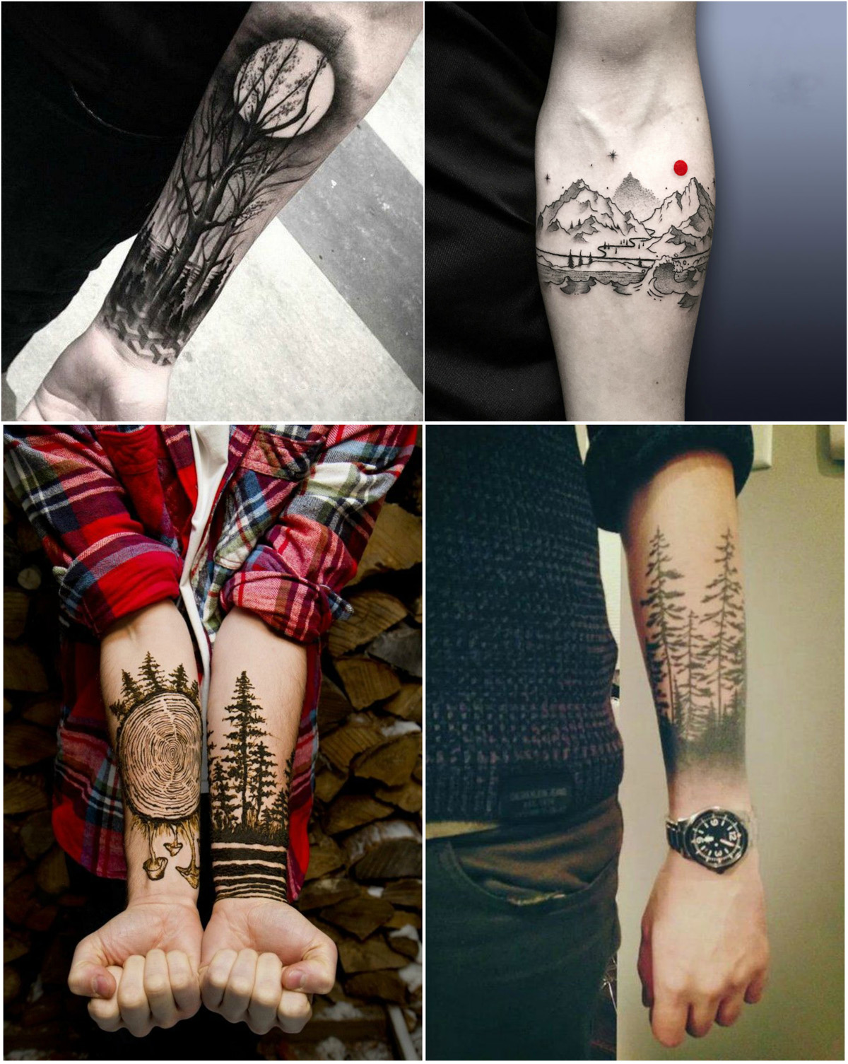 Top Forearm Tattoo Designs