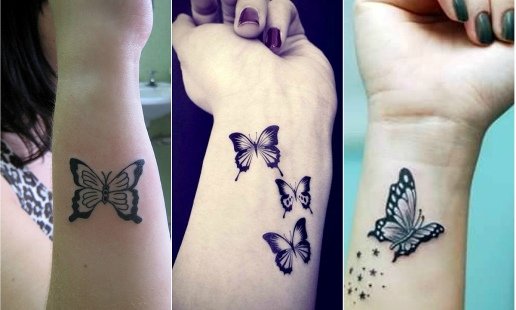 wrist tattoo design