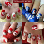 Some Amazing Nail Art Ideas For Christmas This Year