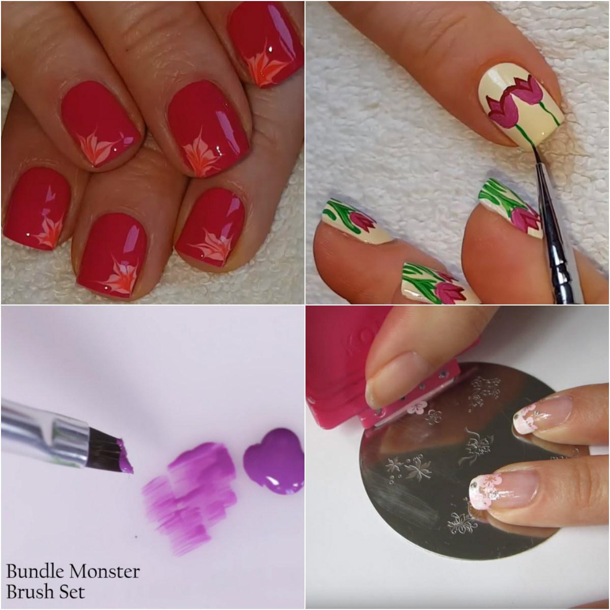 floral-nail-art-design