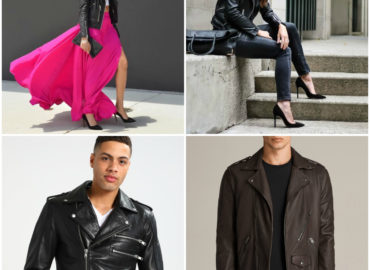 Top Leather Jacket Trends of This Year