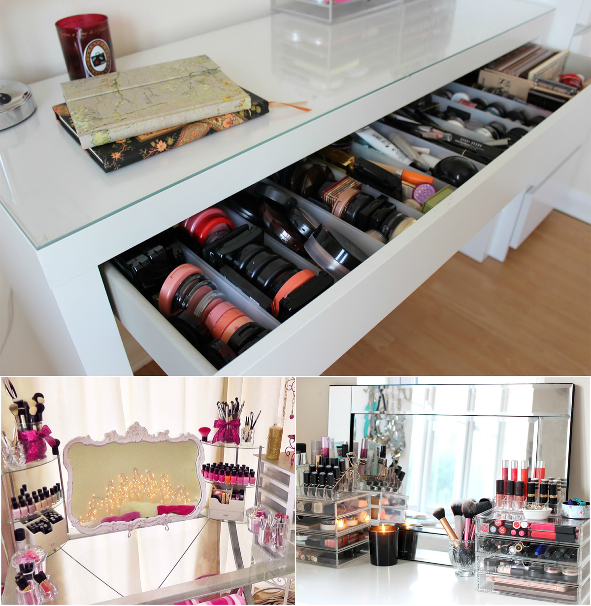make-up-organizing