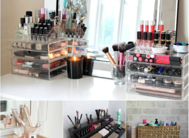 Check out Makeup Storage and Organizing Ideas