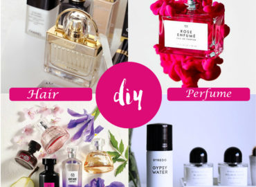Hair Perfume Mist – Unique Way of Fiddling With The Idea of Fragrances