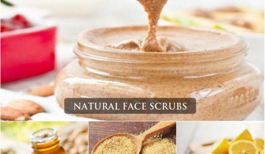 Natural Face Scrubs For Glowing Skin
