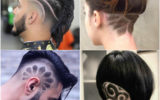 Go Crazy with Hair Tattoos