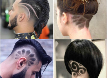 Go Crazy with Hair Tattoos