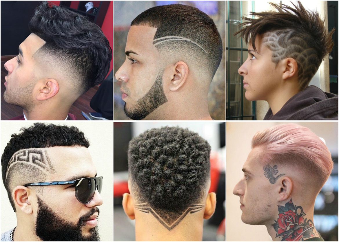 Hair Tattoos for Men