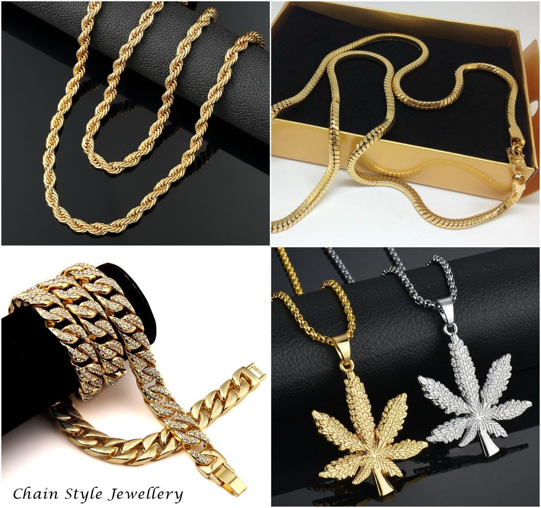 Chain Style Jewellery