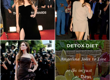 Martha Vineyard Detox Diet – How it Helped Angelina Jolie to Lose 21 lbs in just 21 Days