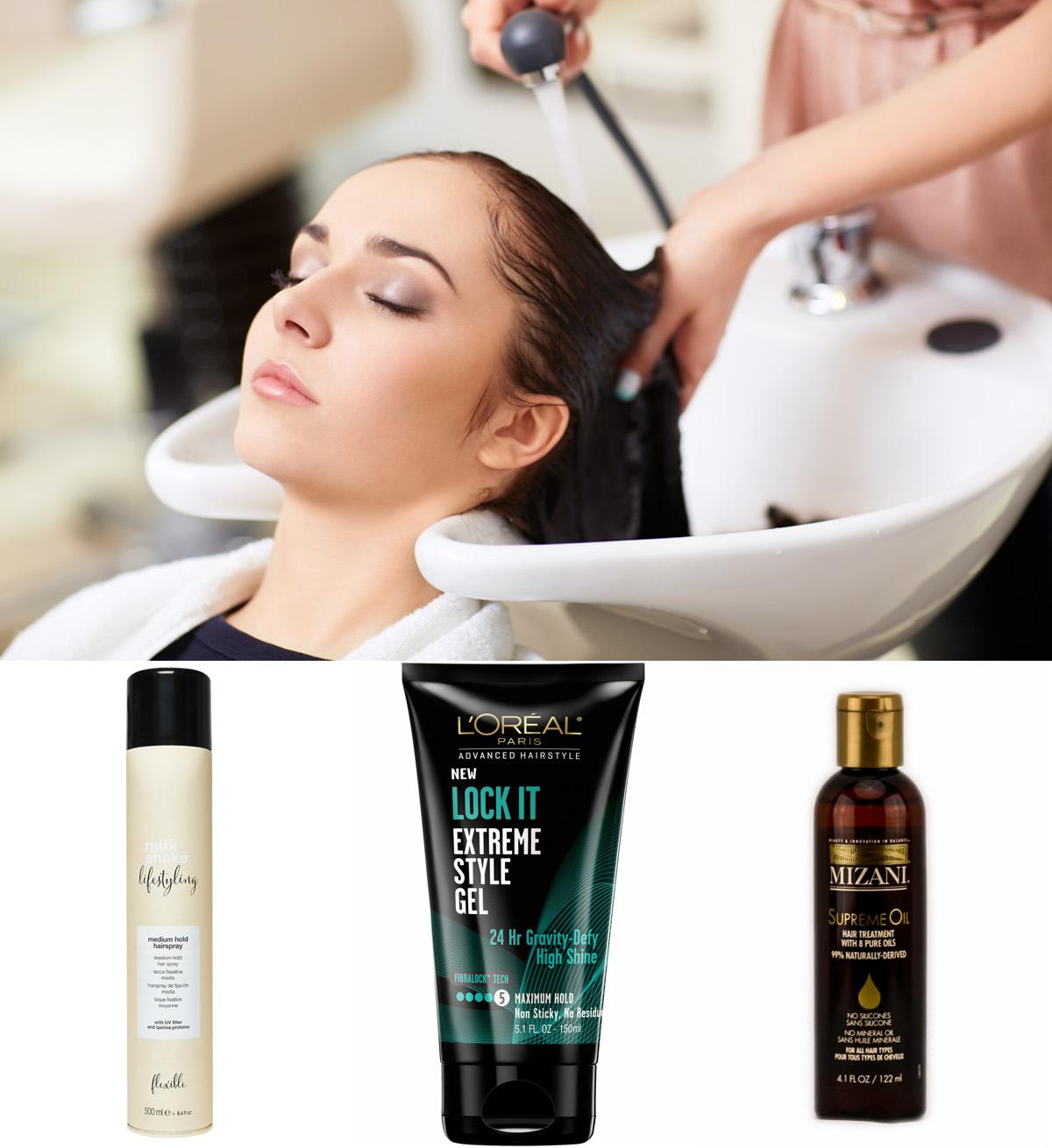 treatment beauty hair