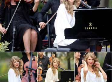 Taylor Swift – The Singing Sensation
