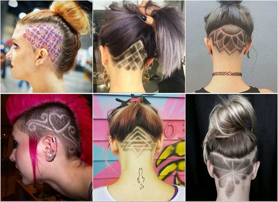 Hair Tattoo ideas