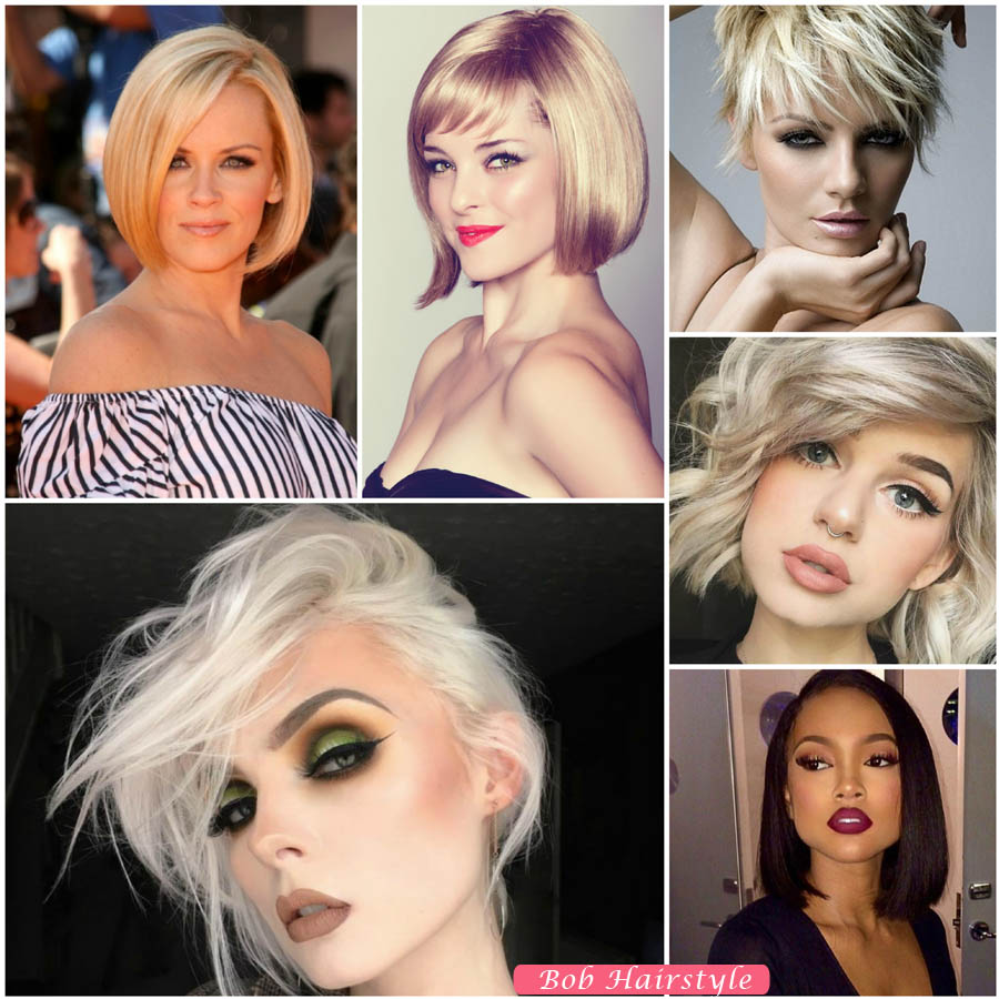 Best Bob Hairstyle | Bob Hair Cut