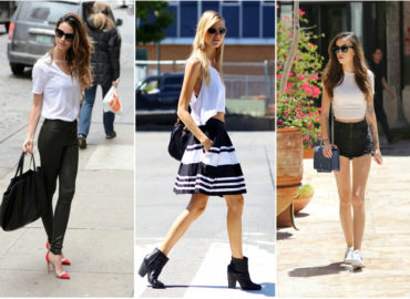 Best Black and White Summer Outfits