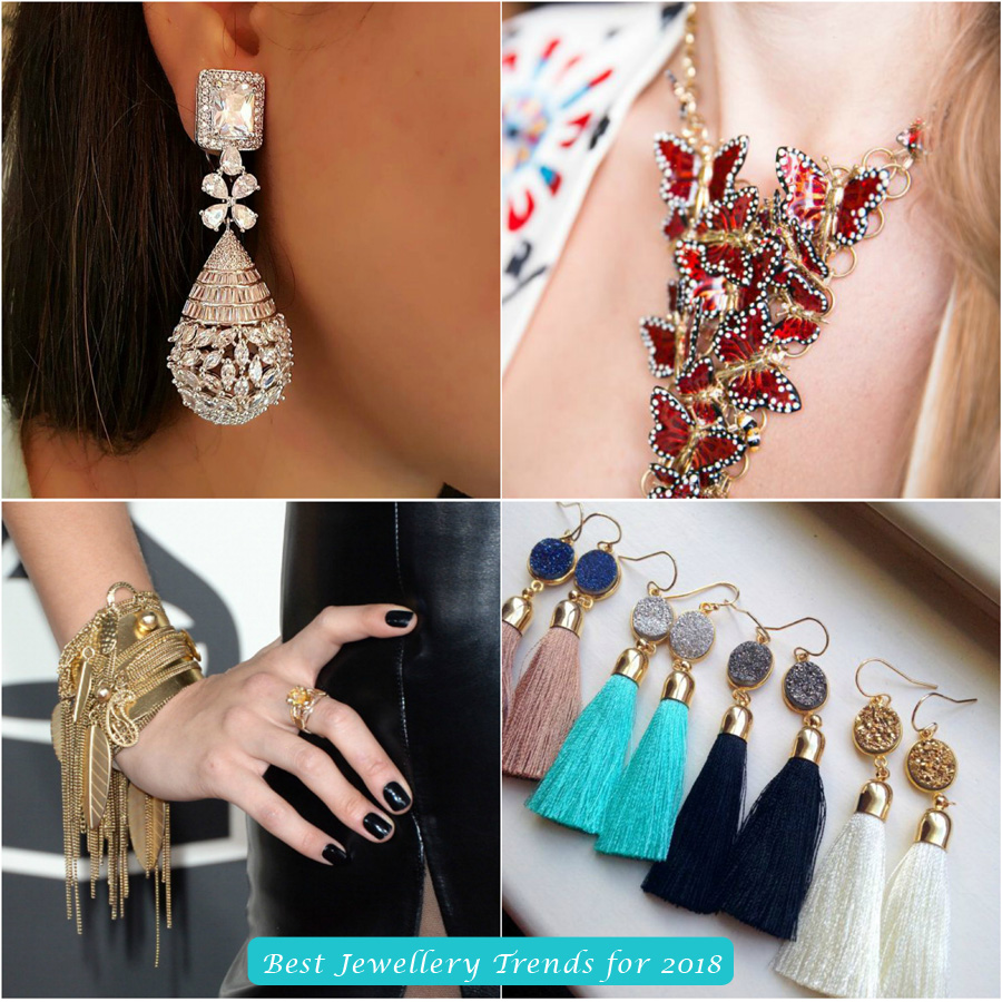 Top jewelry trends 2017 style guru fashion glitz for Fine jewelry trends 2018