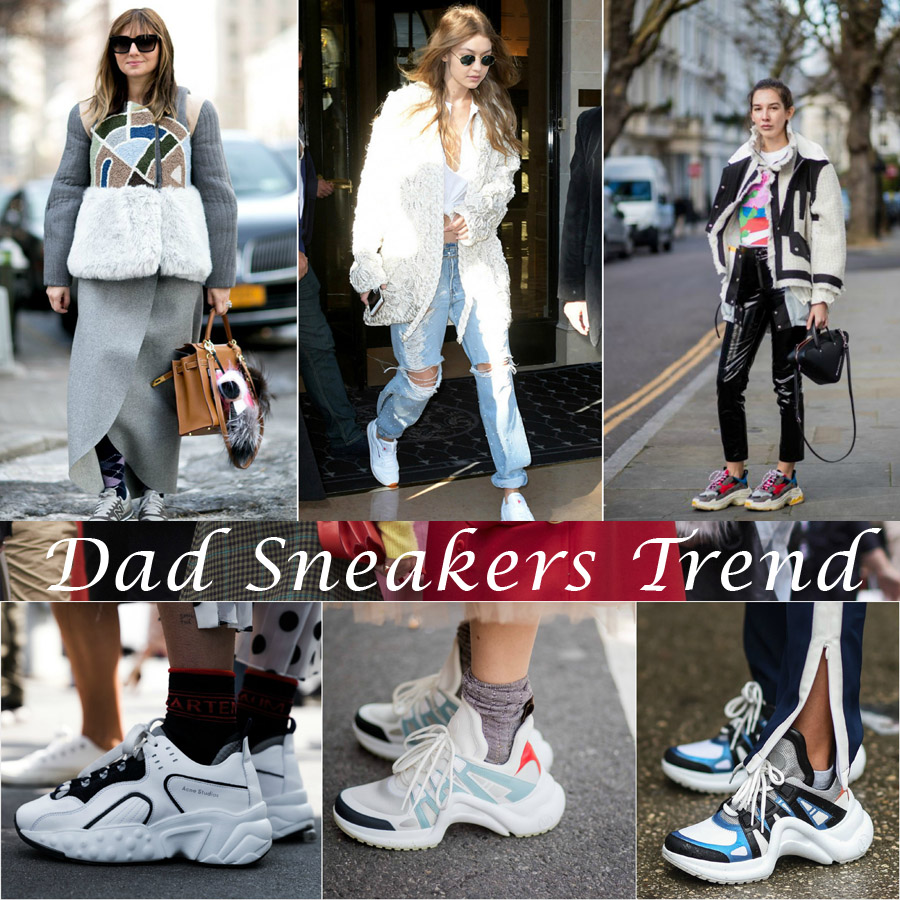 Dad Sneakers Trend | Dad Sneakers Latest Rage | Dad Sneakers