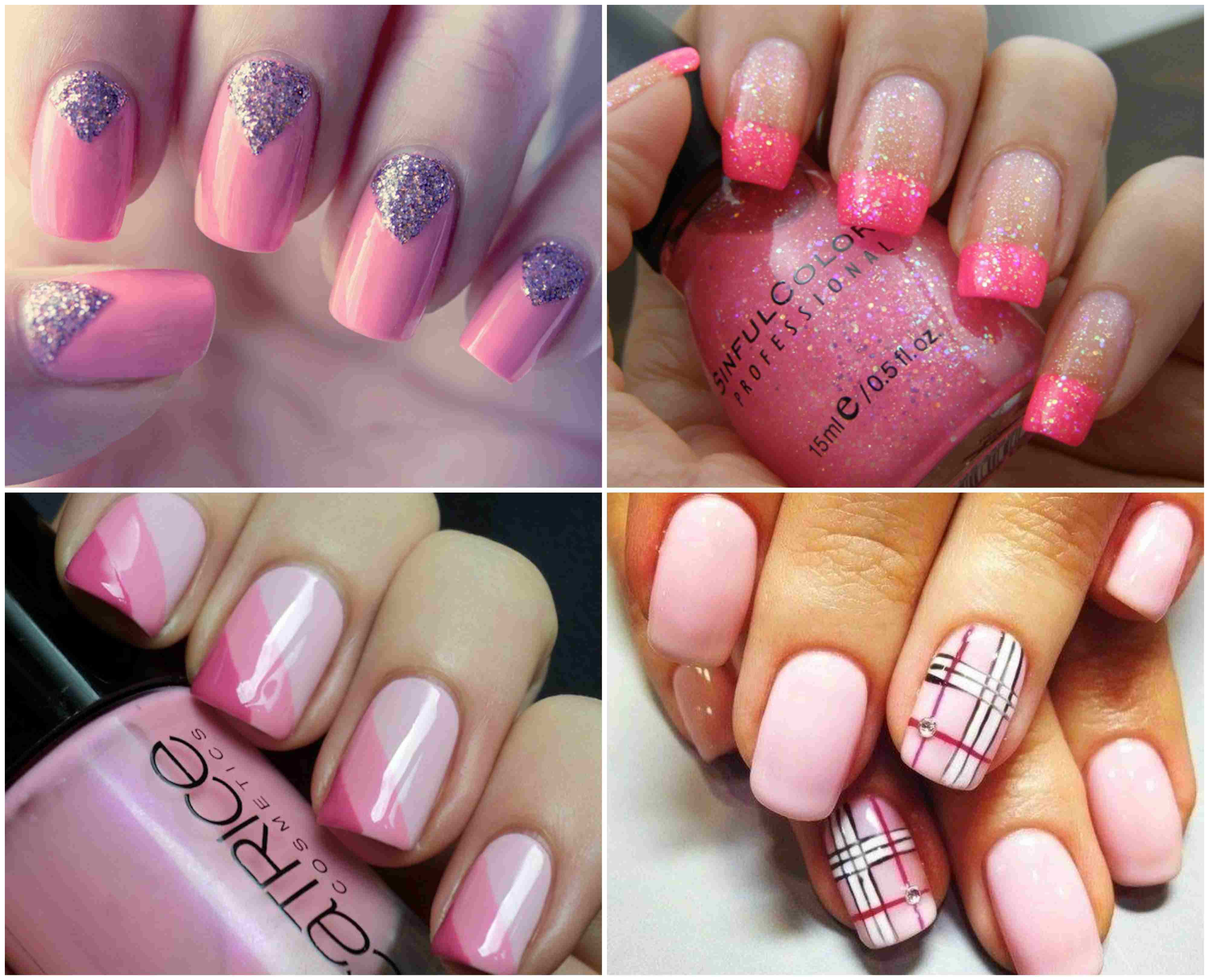 Pink French Striping Tape