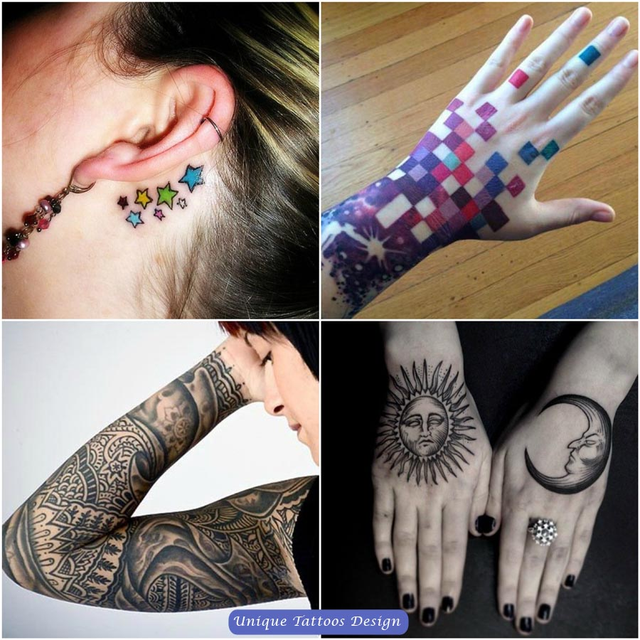 Awesome Tattoos Design Collection For Feet: Awesome And Eye Grabbing Forearm Tattoo Design Ideas