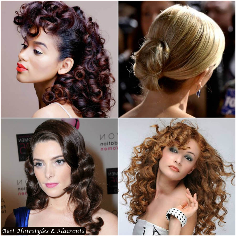 Top 13 Best Hairstyles | Haircuts for Women.