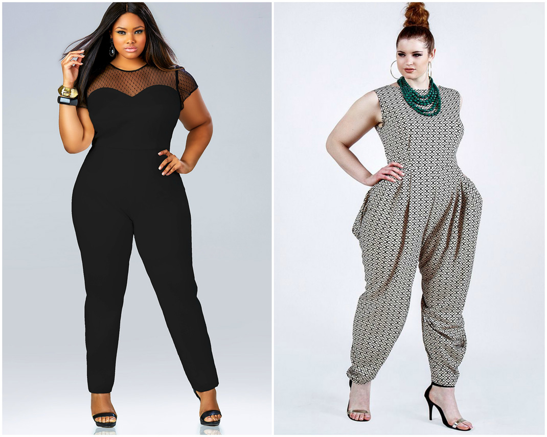 Jumpsuits Fashion | Plus size fashion for women