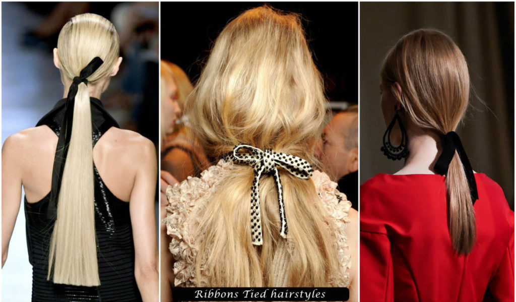 Ribbons-Tied-hairstyles