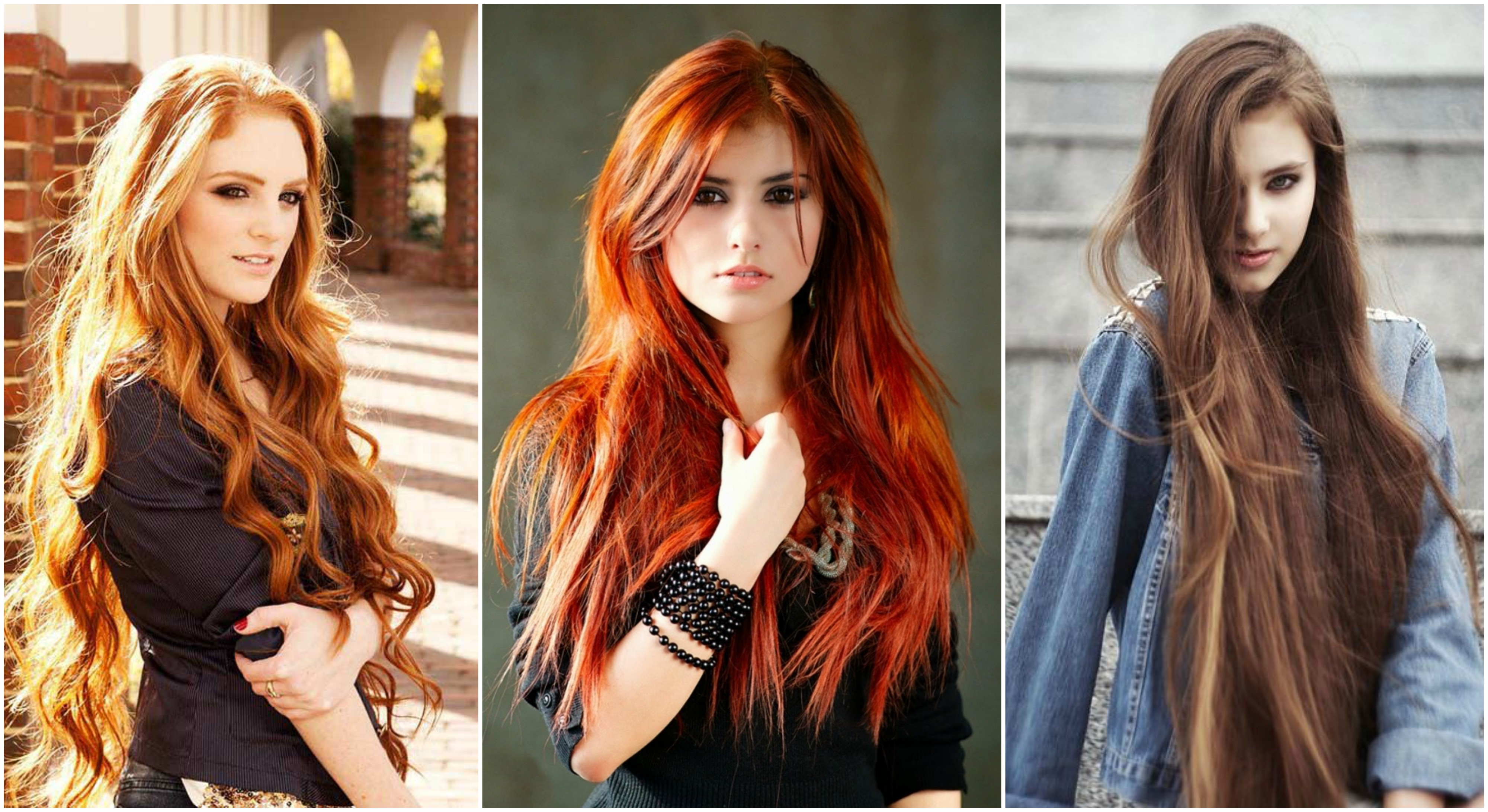 Always Stay In Style With Long Hairstyles