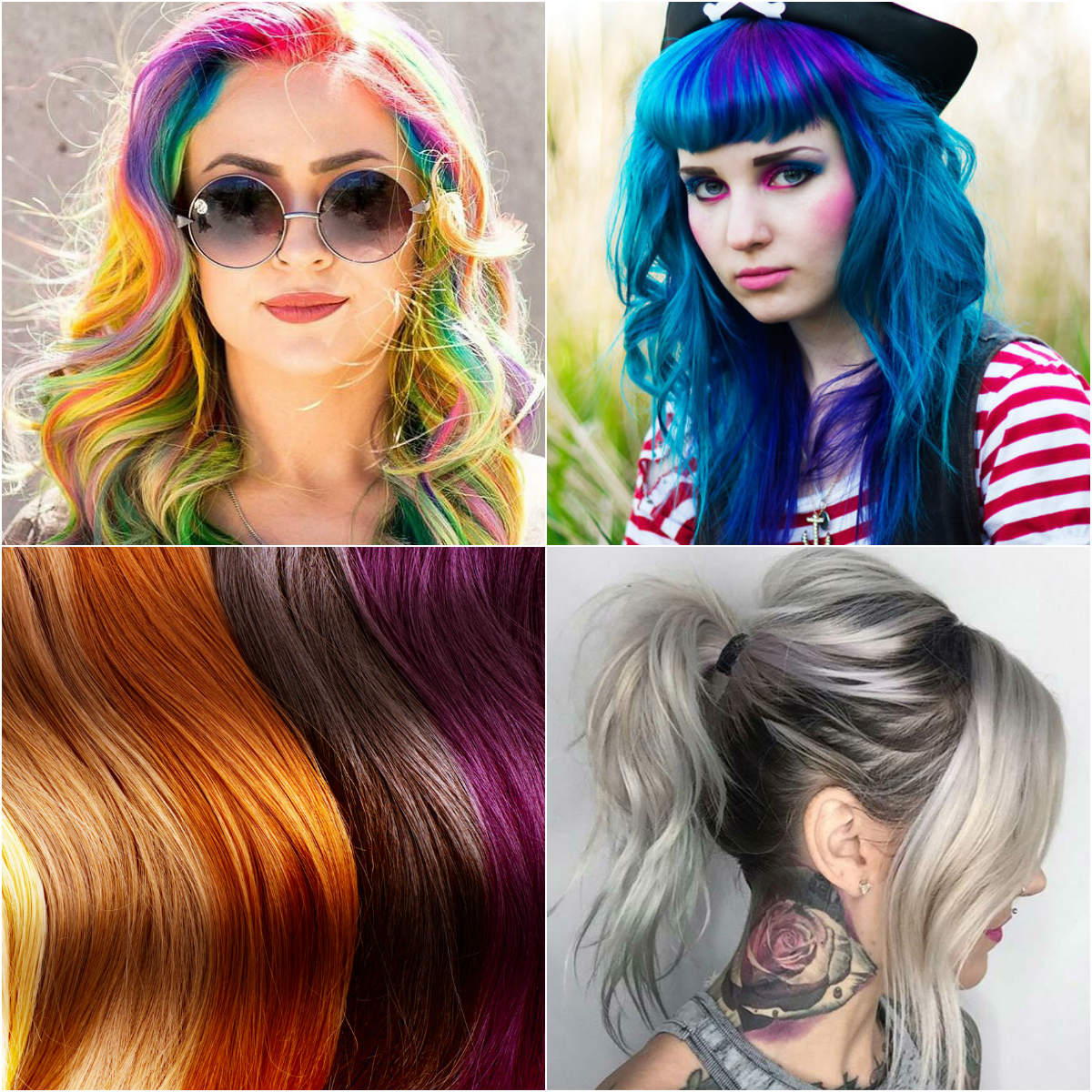 find perfect hair colour