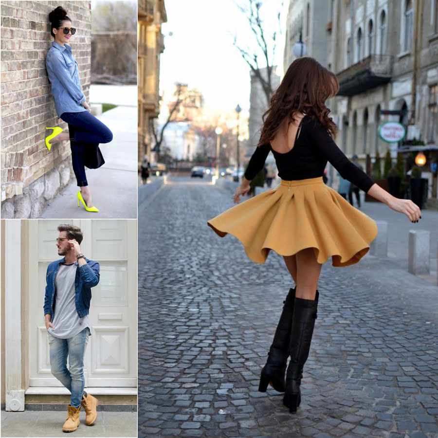 outfit ideas for every kind of boots