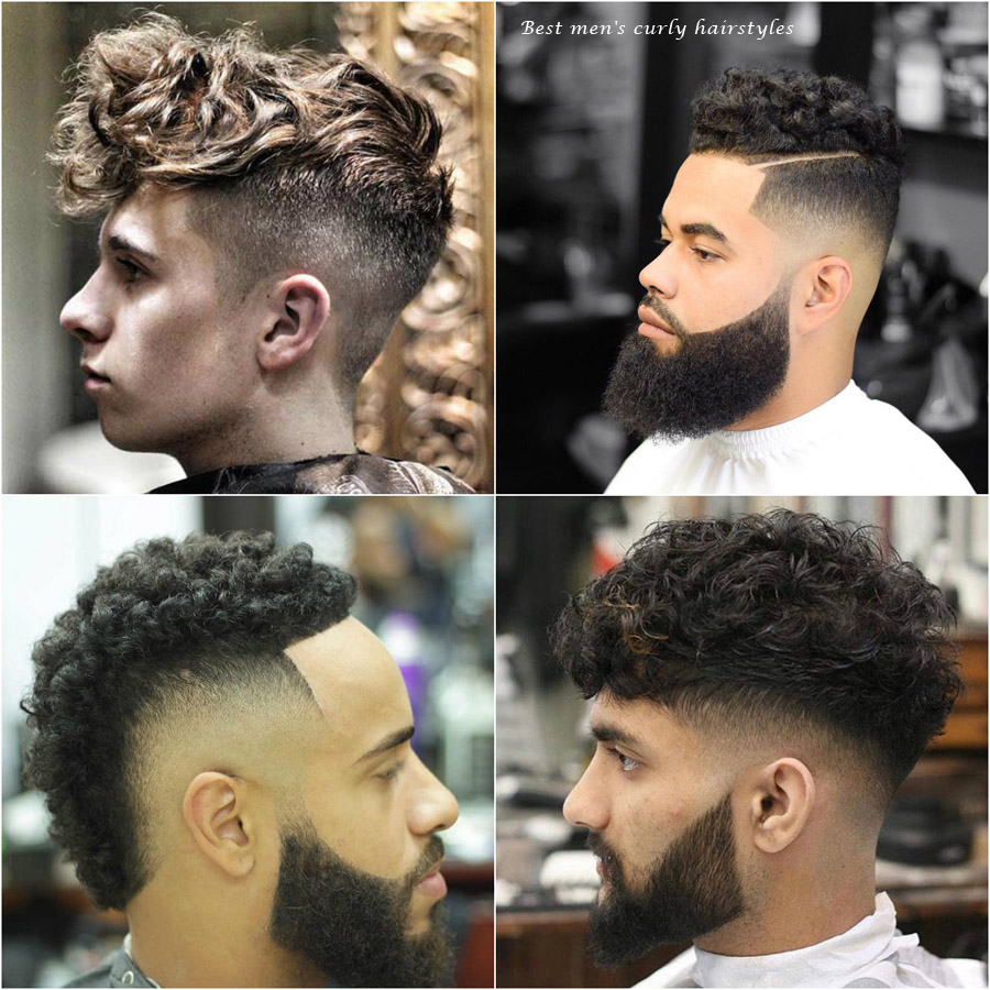 Best Curly Hairstyles for Men