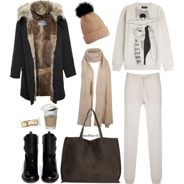 Winter travel Outfit Ideas